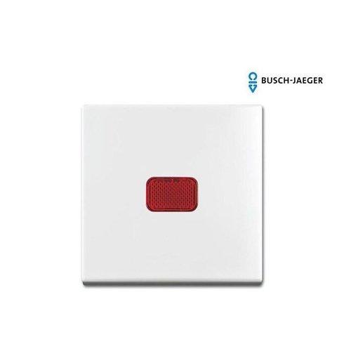 Busch-Jaeger Wip enkel balance - met rode lens