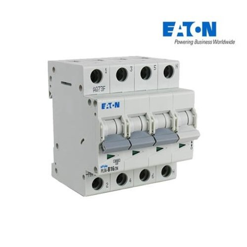 Eaton Installatieautomaat 3P+N 16A  C-kar