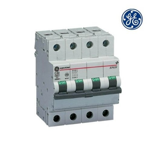 General Electric Installatieautomaat 3P+N 32A  C-kar