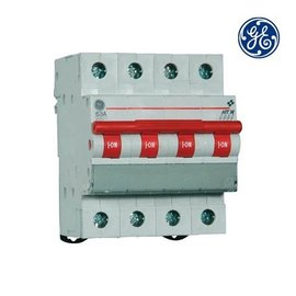 General Electric Hoofdschakelaar 4P 40A