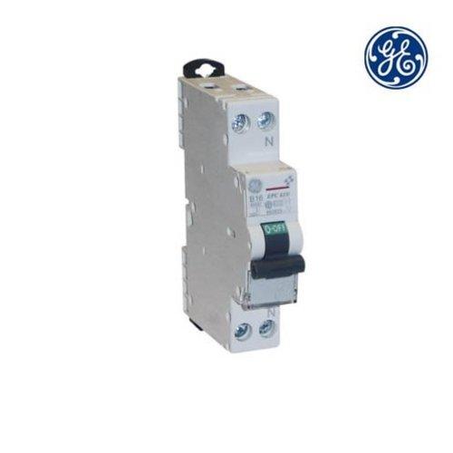 General Electric Installatieautomaat 1P+N 16A  C-kar