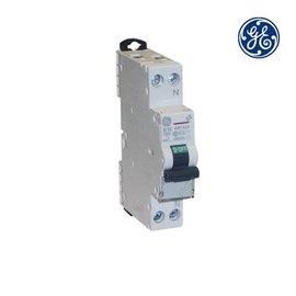 General Electric Installatieautomaat 1P+N 20A  C-kar