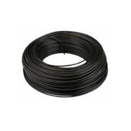 VD Draad 1,5mm² 100M zwart