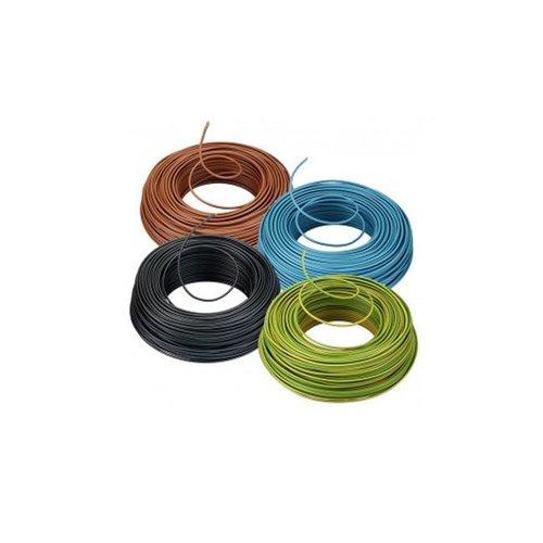 VD Draad 2,5mm² 100M 4 kleuren