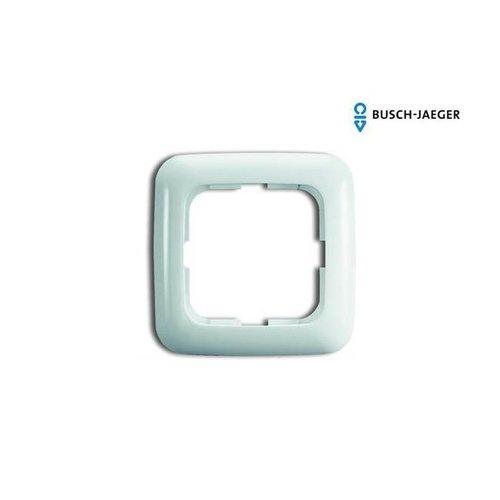 Busch-Jaeger Afdekraam 1-voudig SI alpin wit