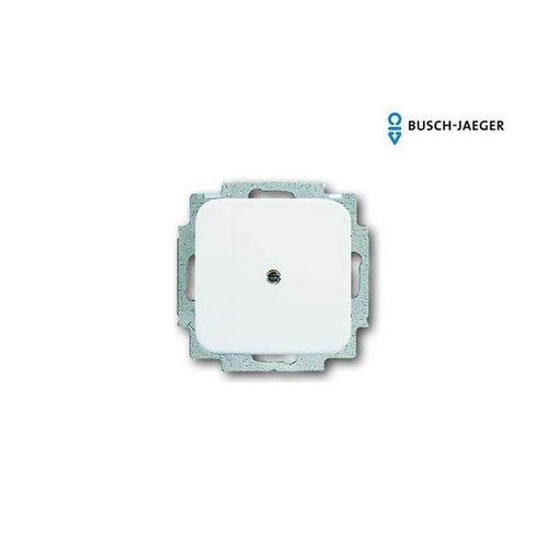 Busch-Jaeger Blindplaat SI alpin wit