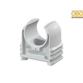 OBO Klemzadel 16mm grijs 100 stuks