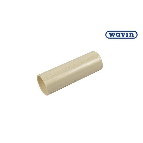 Wavin Sok 19mm creme