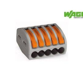 Wago Wago verbindingsklem 222-415 - 5 voudig
