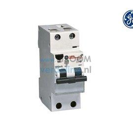 General Electric Aardlekautomaat 1P+N 16A 30mA