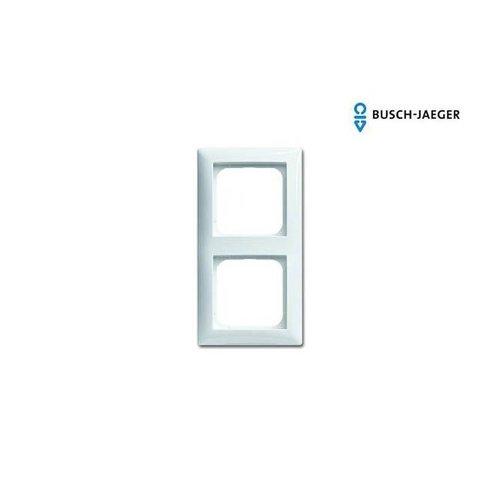 Busch-Jaeger Afdekraam 2-voudig balance