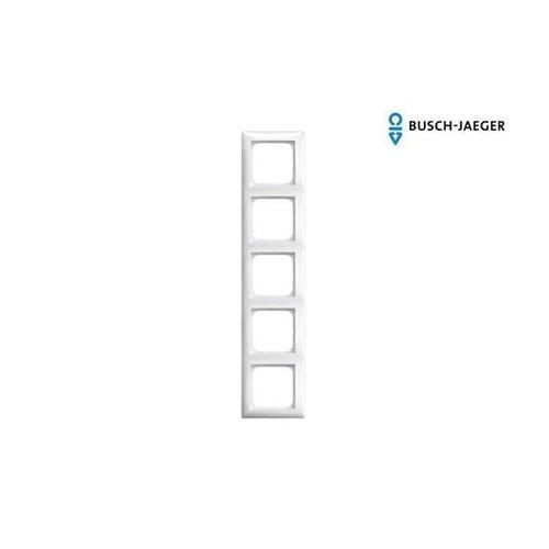 Busch-Jaeger Afdekraam 5-voudig balance