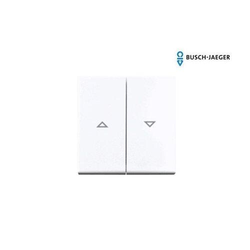 Busch-Jaeger Jaloezie schakelaar wip balance