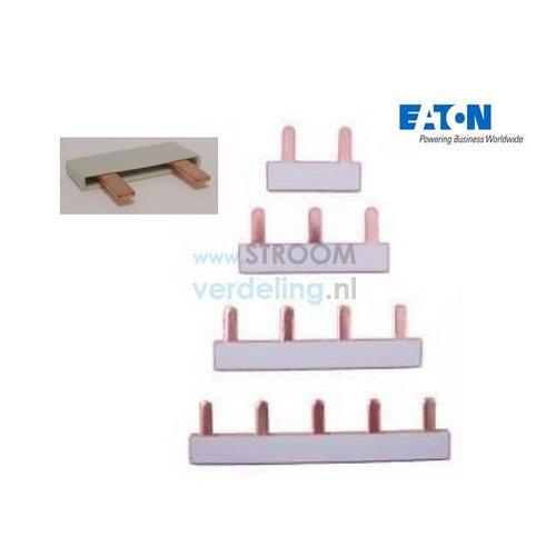 Eaton Kamrail 2 t/m 5 polig RECHT