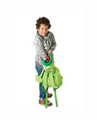 Present time Ruime rugzak Kikker voor kinderen
