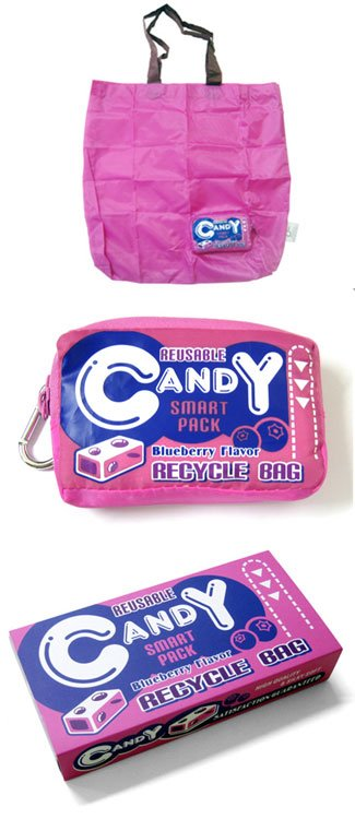 Recycle Giftpack Tas Candy