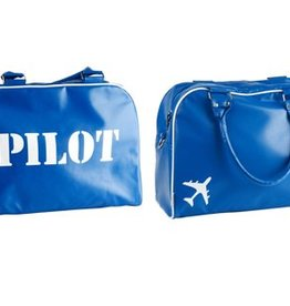 Wanted Weekend bag pilot