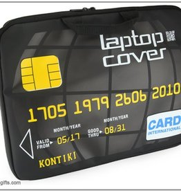 Laptoptas Credit Card 13 inch