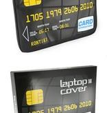 Laptoptas Credit Card 13 inch