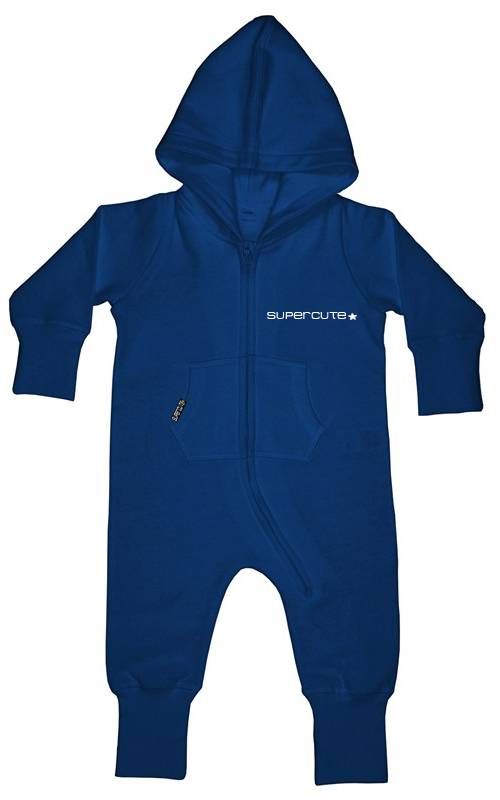 Supercute Onesie Navy