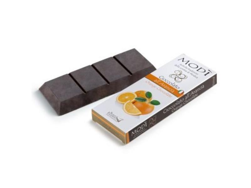 Daidone Chocolade uit Modica bereid met Siciliaanse sinaasappel volgens oeroud Azteeks recept