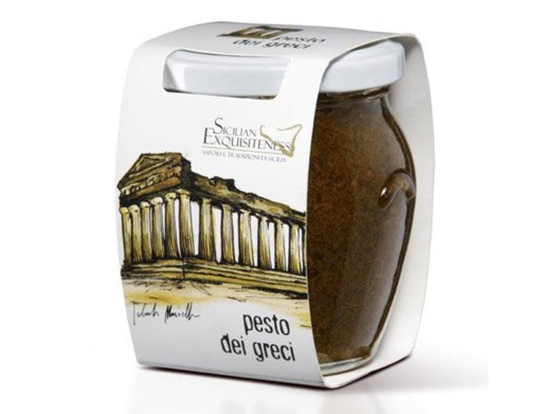Pesto dei Greci: Ansjovis & Venkel