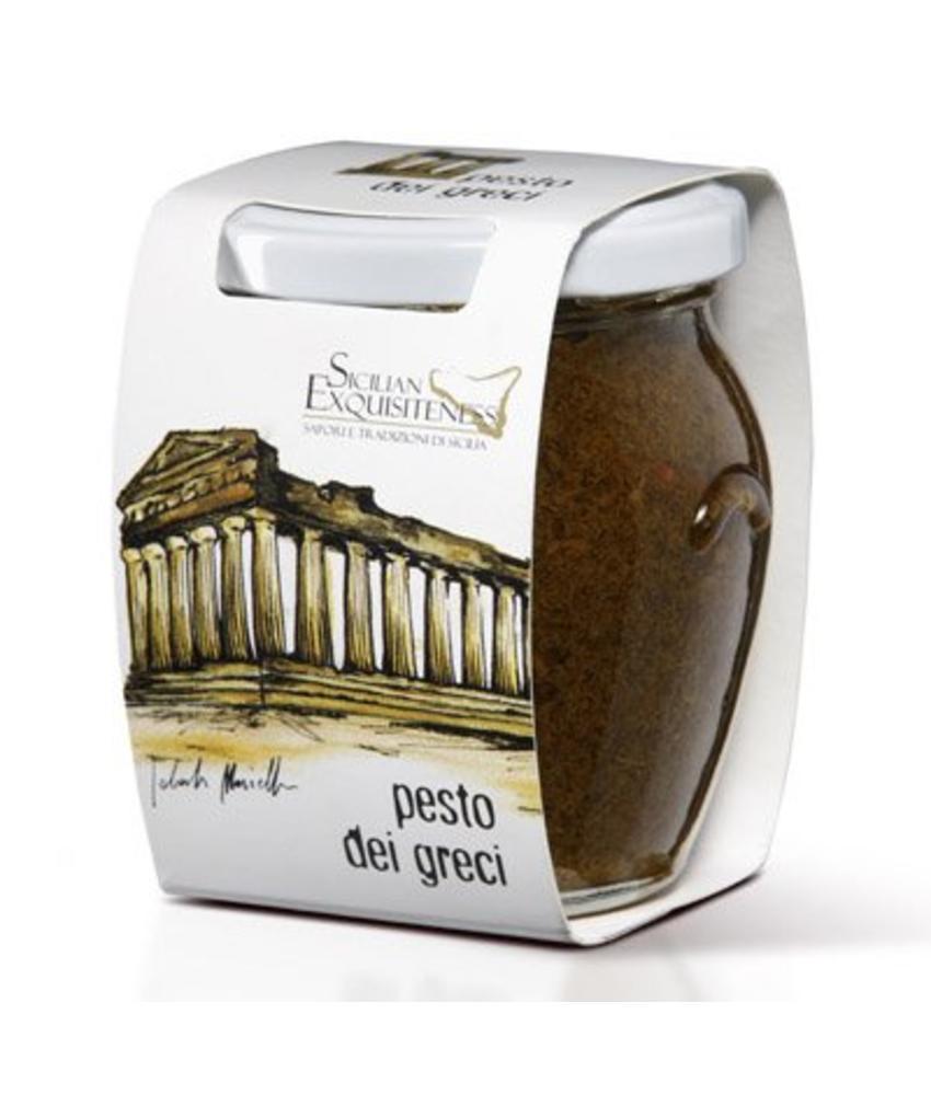 Daidone Pesto dei Greci: Ansjovis & Venkel