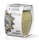 Siciliaanse Pesto Caltagirone, heerlijke saus op basis van tonijn en artisjok
