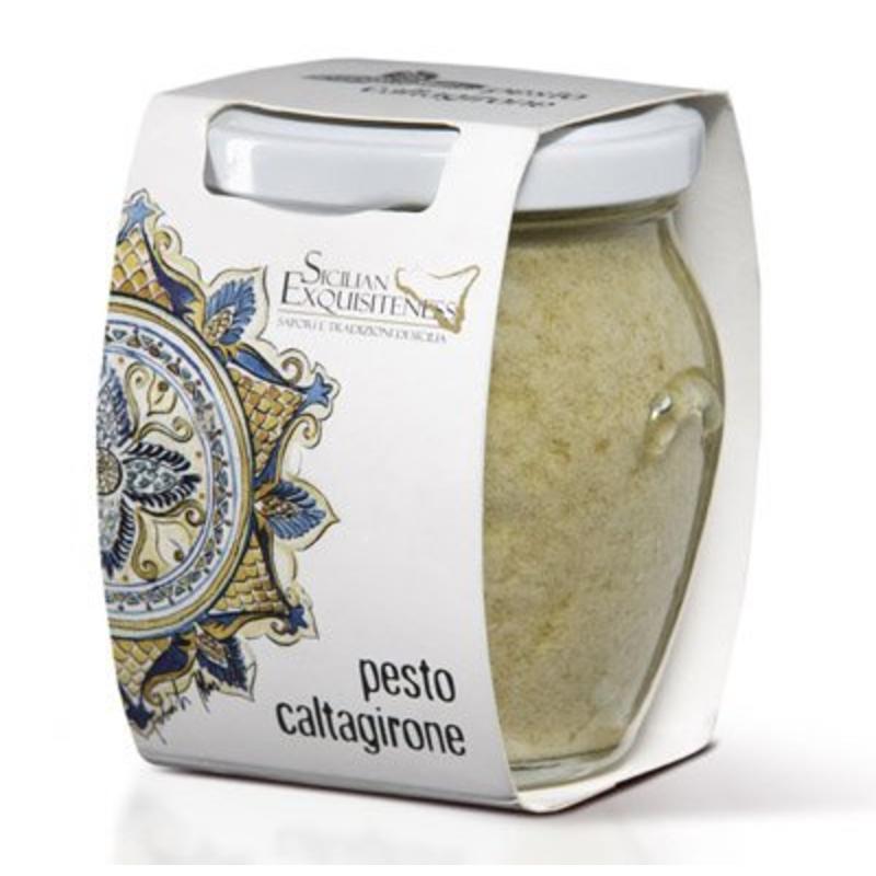 Daidone Siciliaanse Pesto Caltagirone, tonijn en artisjok