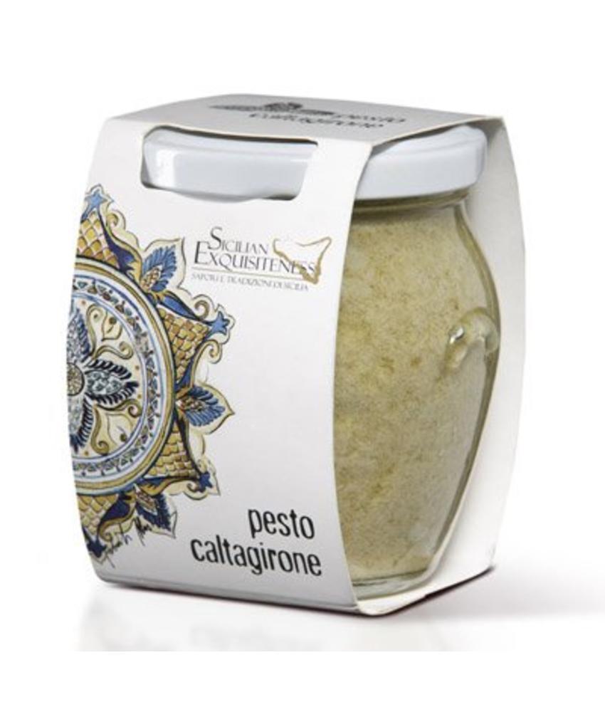 Siciliaanse Pesto Caltagirone, tonijn en artisjok