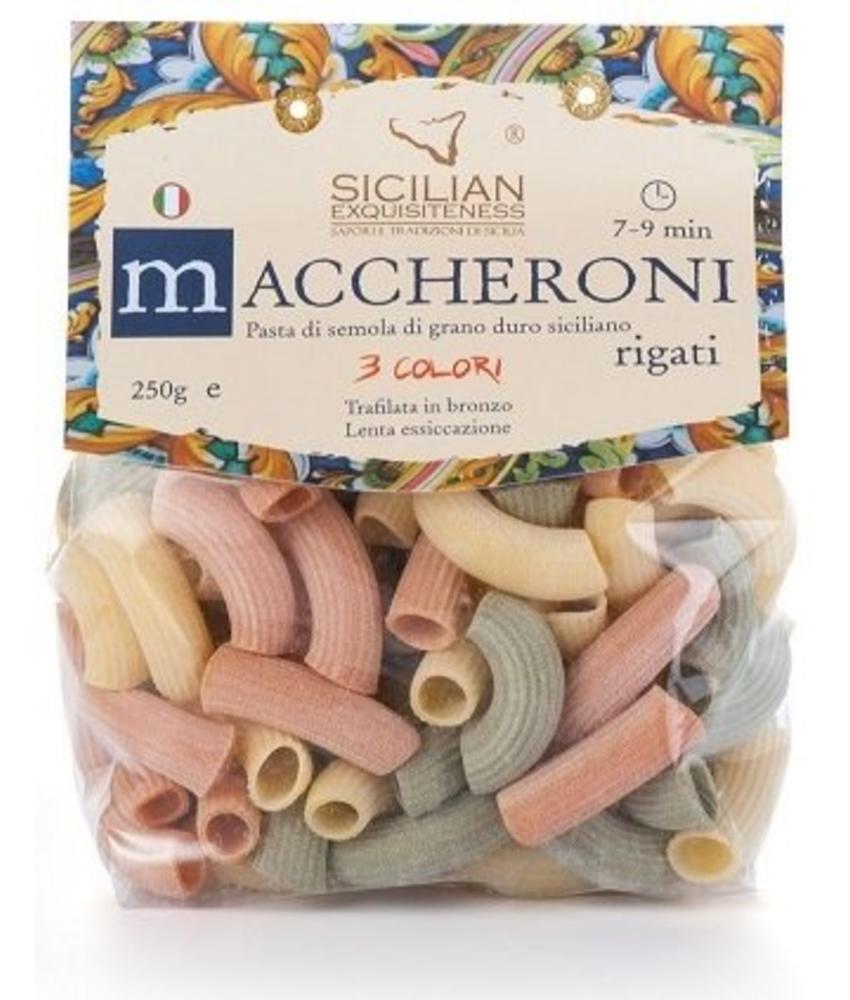 Maccheroni 3 kleuren