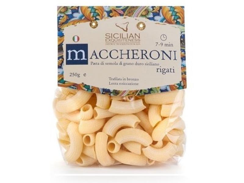 Daidone Macaroni ? Nee, Maccheroni uit Sicilië