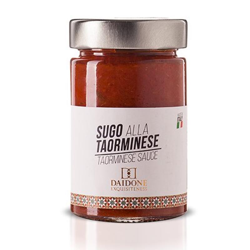 Italiaanse Pastasaus Taorminese