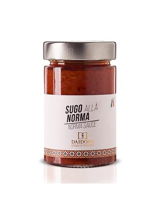 Italiaanse Pastasaus alla Norma