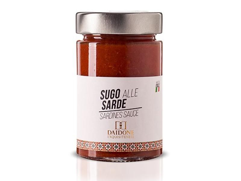 Daidone Siciliaanse pastasaus met sardines