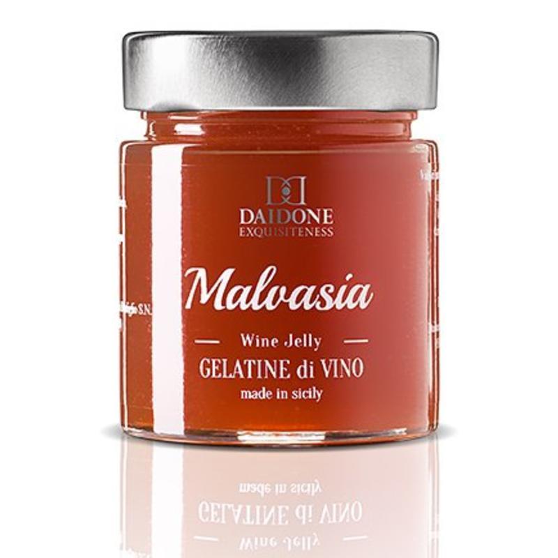 Malvasia Wijn Saus uit Sicilië