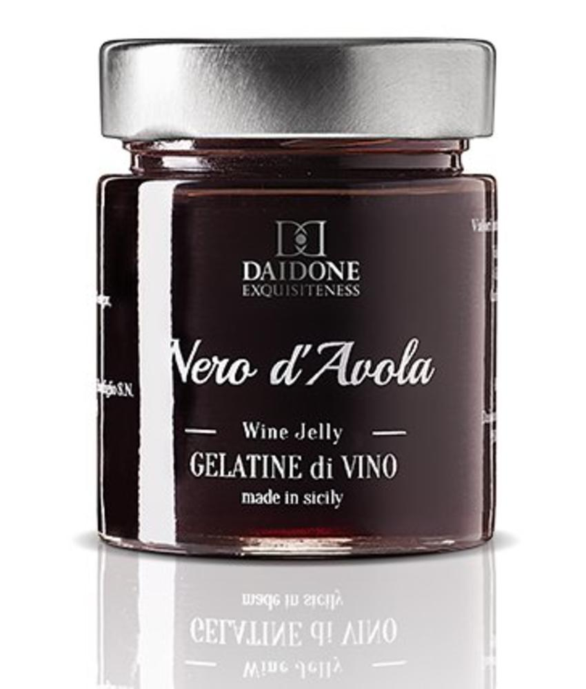 Daidone Italiaanse Rode Wijnsaus Nero D'Avola