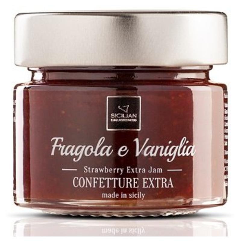 Fragola e Vaniglia, confetture extra