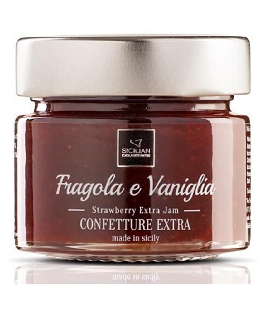 Daidone Fragola e Vaniglia, confetture extra