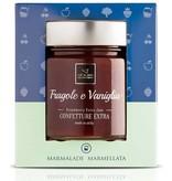 Daidone Italiaanse confiture: Siciliaanse aardbeien en vanille