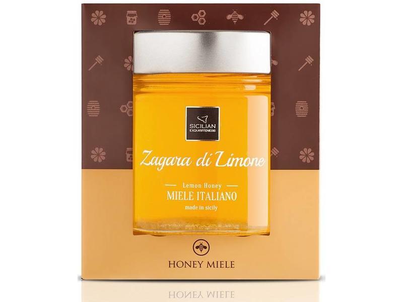 Italiaanse  Citroenbloesem honing, Zagara di limone