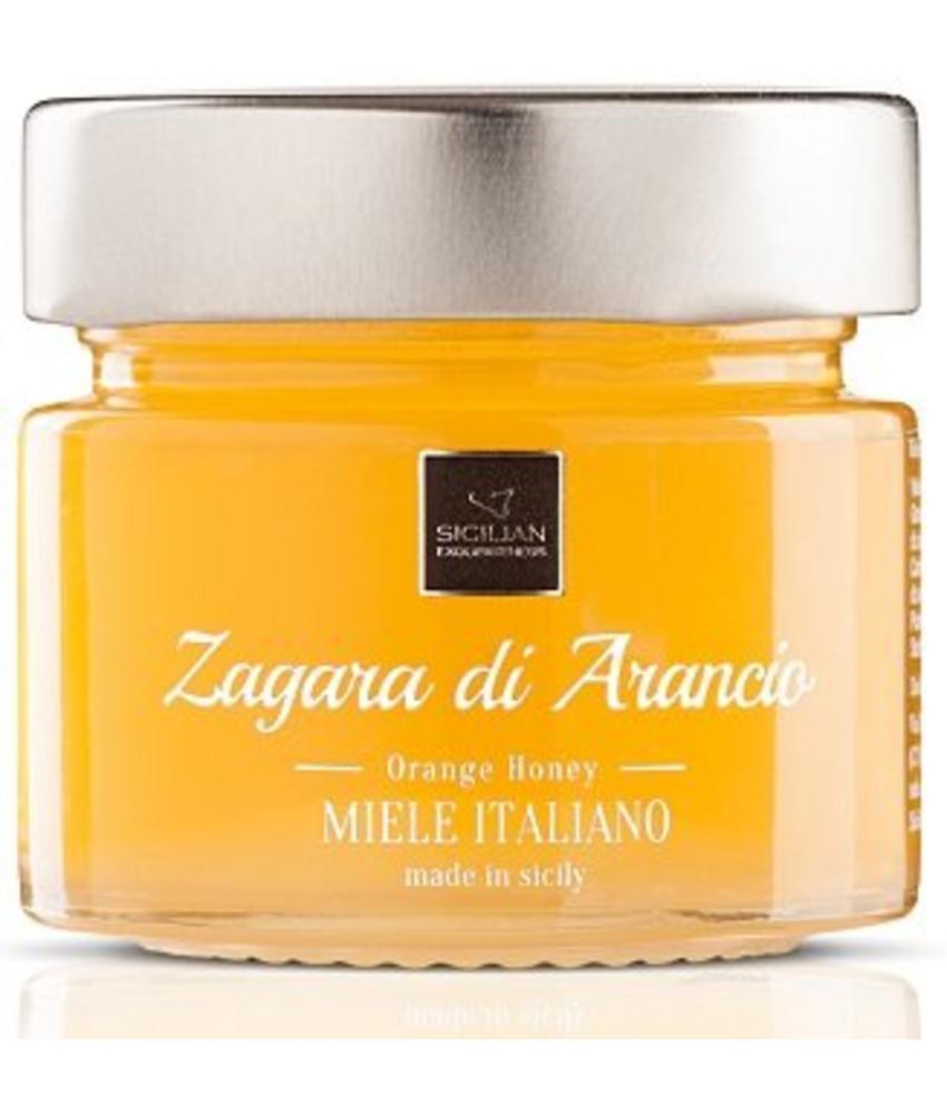 Oranjebloesemhoning uit Italië