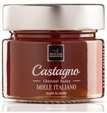 Miele Italiano Castagno, kastanjehoning uit Sicilië
