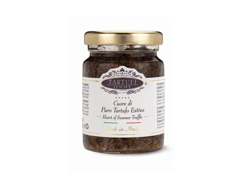 Geraspte zomertruffel op olijfolie 50 gram