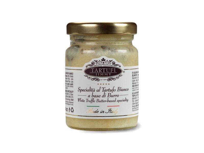 Witte truffelboter de basis voor uw warme truffel gerechten