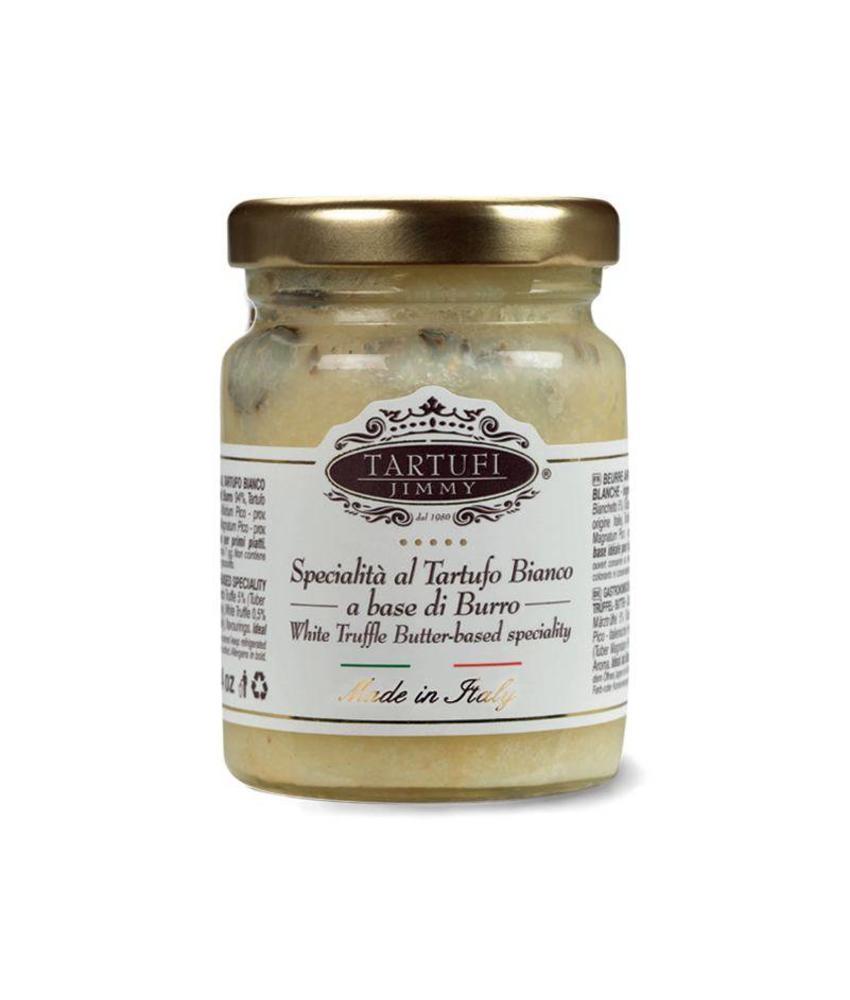Tartufi Jimmy Witte truffel boter 75 gram