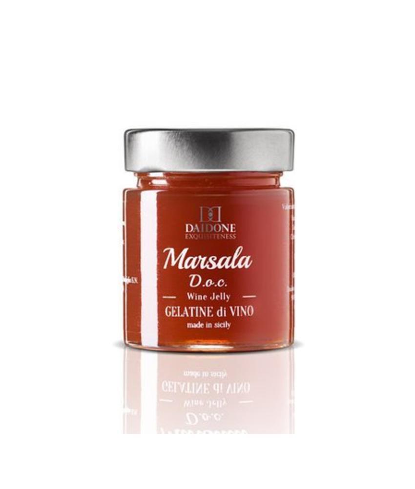 Italiaanse Rode Wijnsaus Marsala