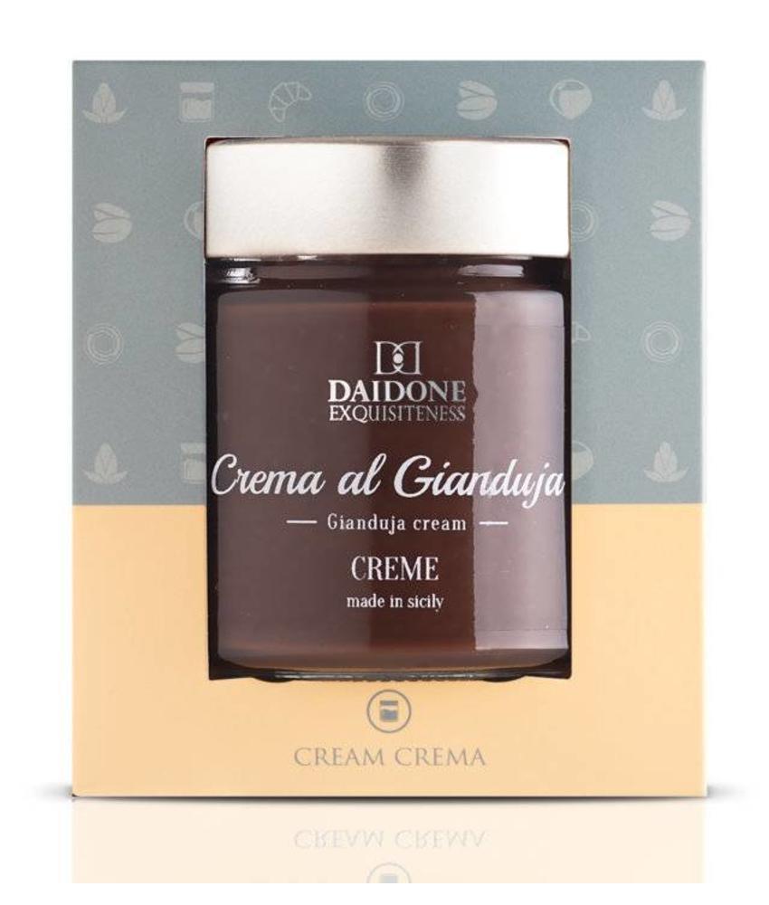 Gianduja crème