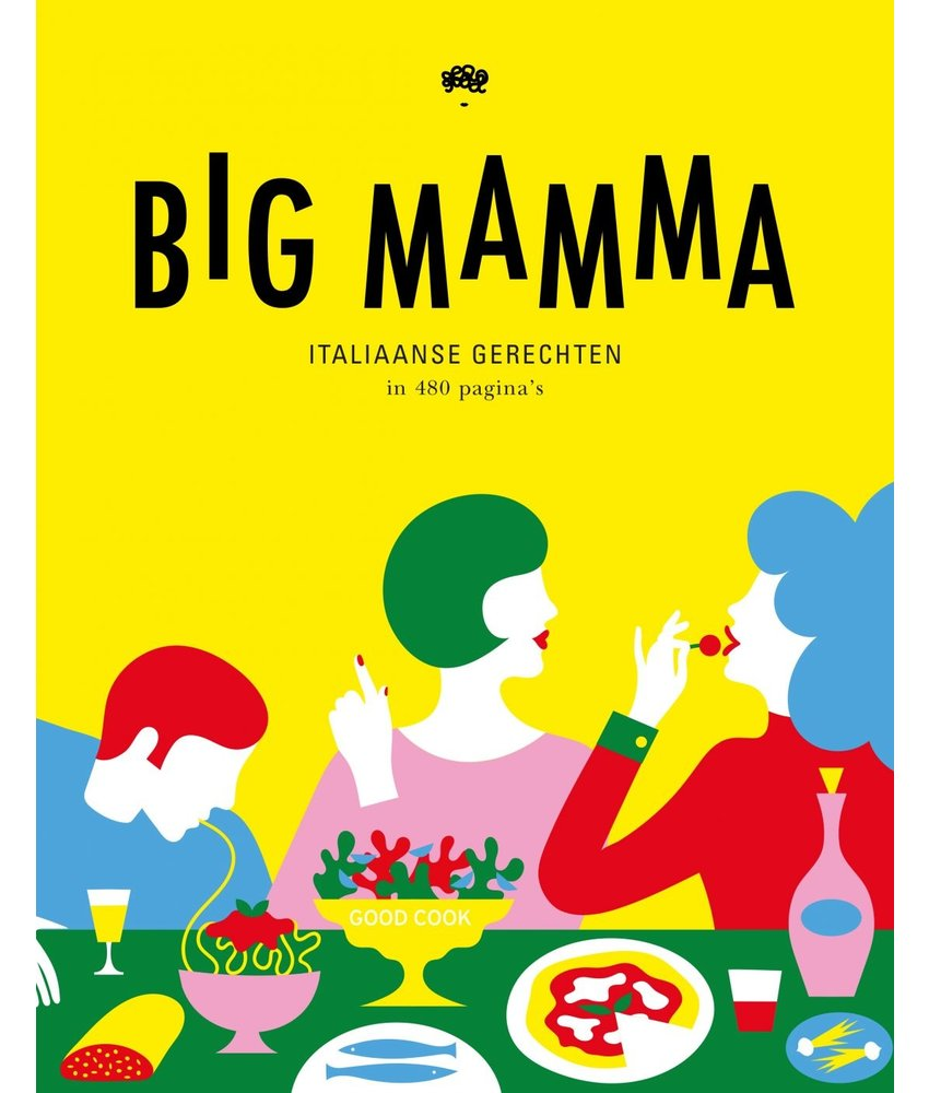 Big Mamma, kookboek