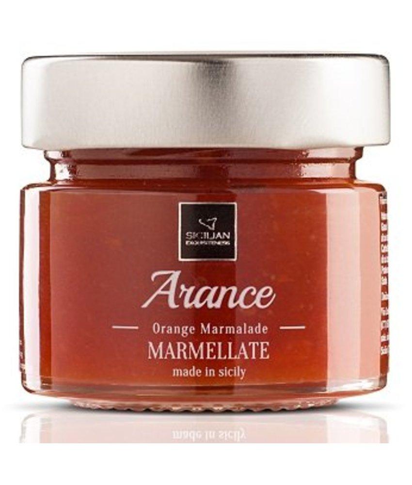 Arance marmellate: Sinaasappelmarmelade